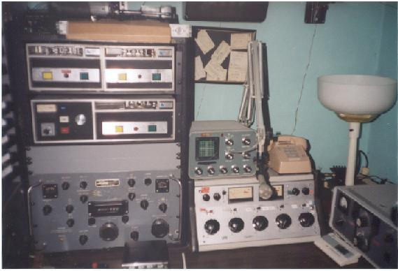 Old master control picture